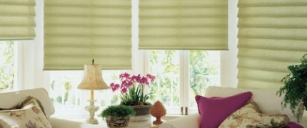 Persianas e cortinas - coringas na decoração